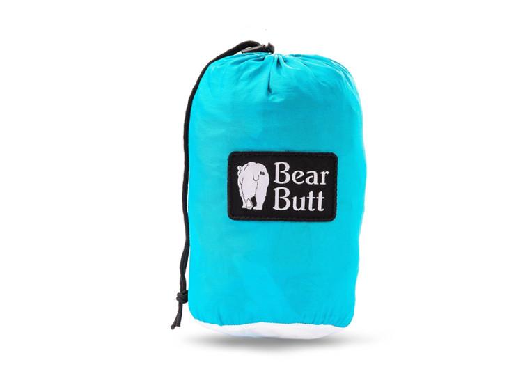Bear Butt Double Parachute Camping Hammock