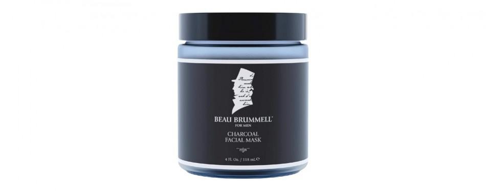 beau brummell - kaolin clay face mask for men