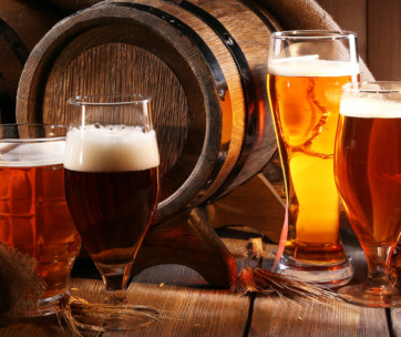 beer brewing history
