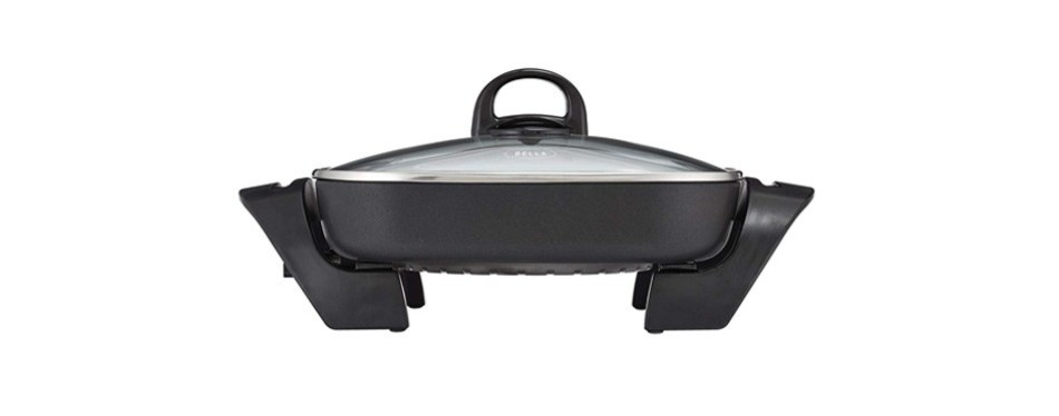 bella 12-inch electric skillet