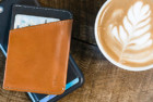 bellroy micro sleeve leather wallet