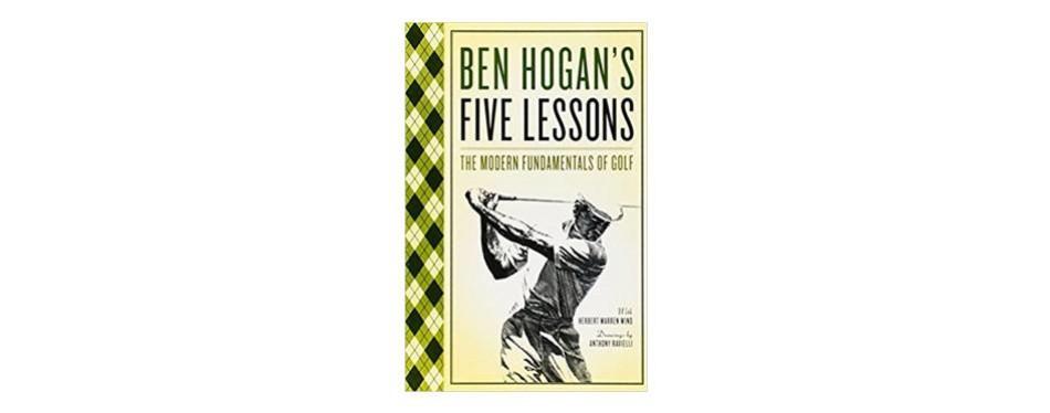 ben hogan's five lesson