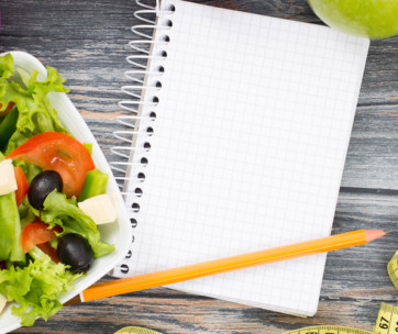 benefits of keeping a food diary