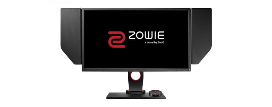 benq zowie 24.5-inch gaming monitor