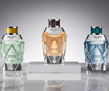 bentley beyond the collection wild vetiver