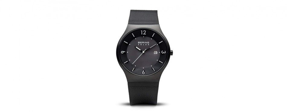 bering time solar collection