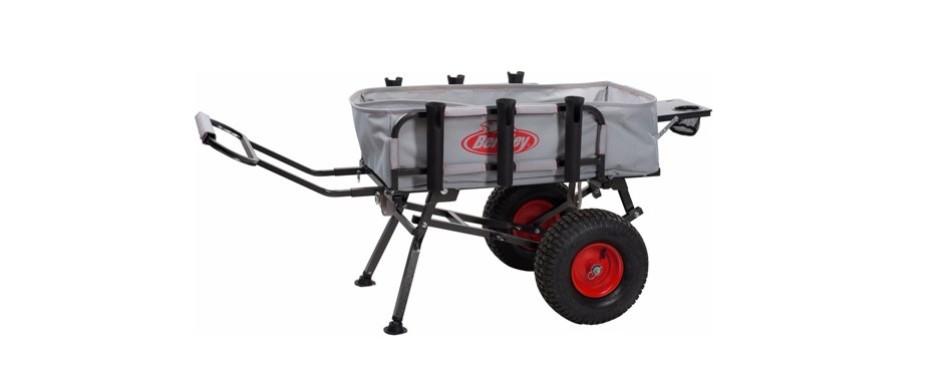 berkley collapsible fishing cart