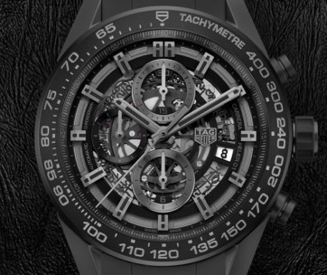 Best All Black Watches For Men