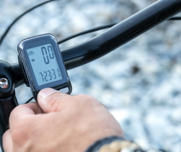 best bike speedometer