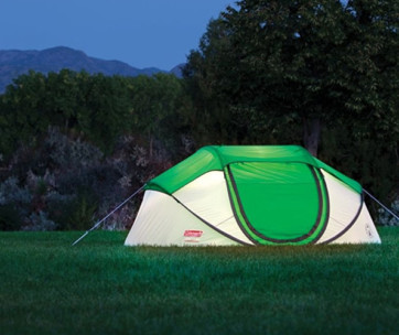 best blow-up tents