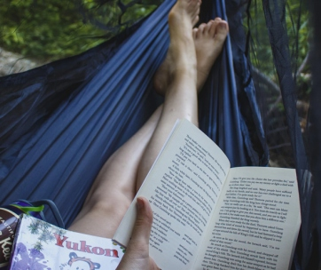 best camping books for the outdoors