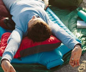 best camping pillows