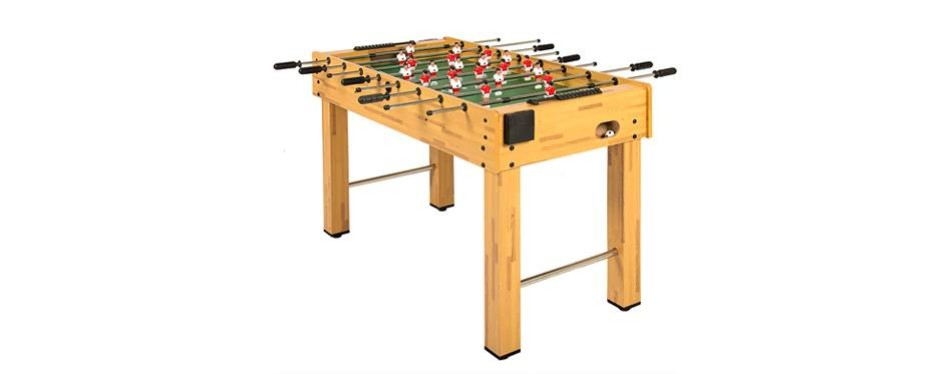 "best choice products 48"" foosball table"