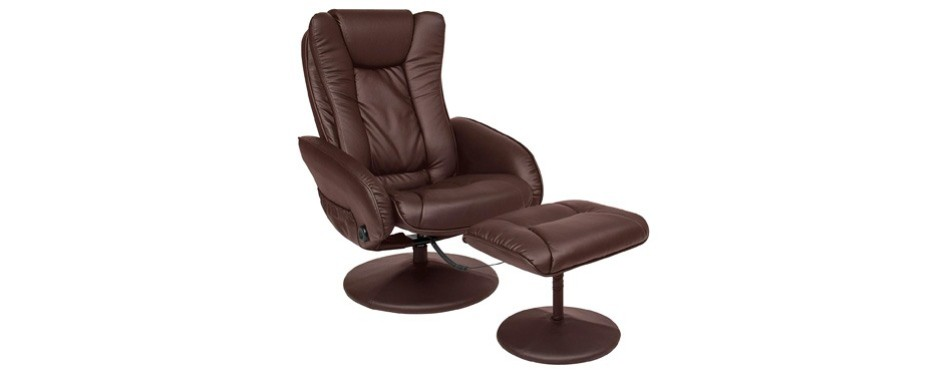 best choice products pu leather massage chair