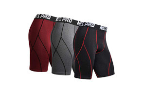 best compression shorts