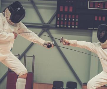best fencing sword