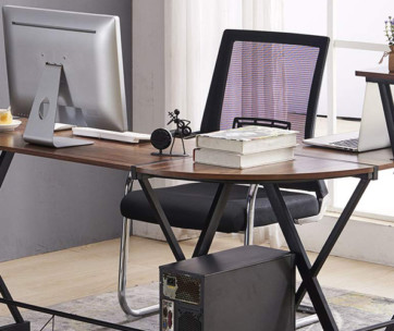 best l-shaped desk