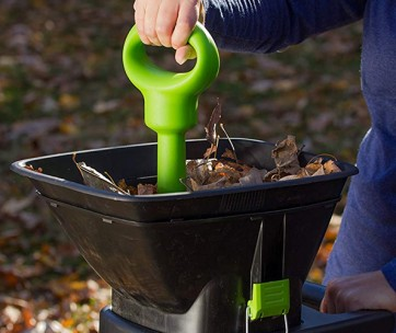 best leaf shredder