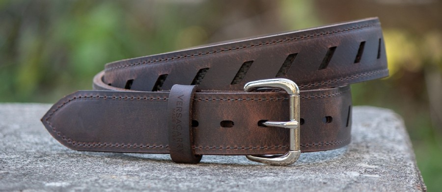 Best Men's Leather Belts: From Country to Corner Office