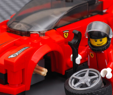 best lego cars