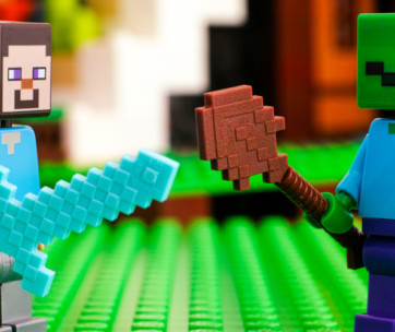 best lego minecraft sets