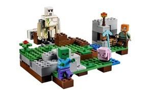 best lego minecraft sets