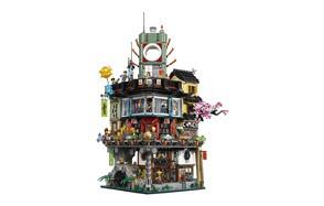 Lego Ninjago City Building Kit
