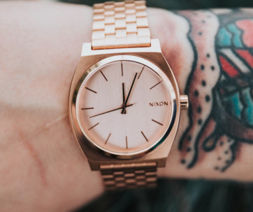 best nixon watches for men