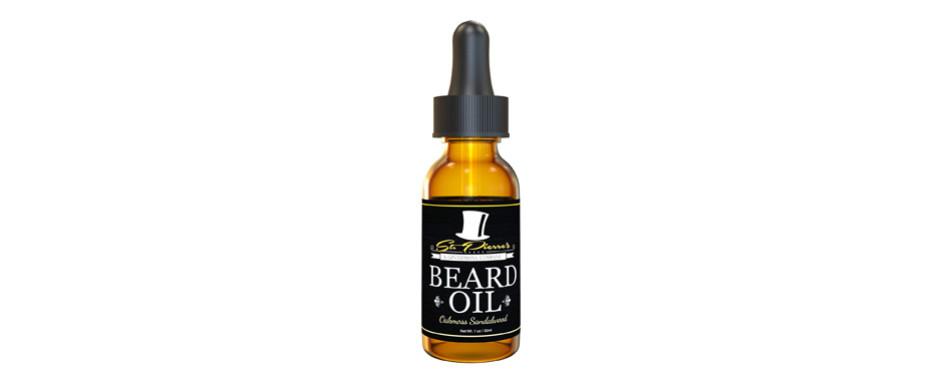 best sandalwood beard oil