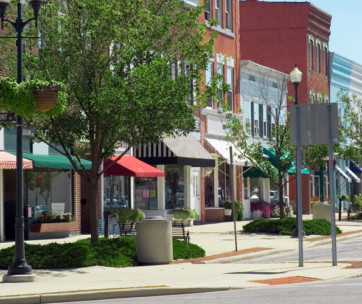 best small town destinations in the us