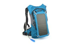 best solar powered backpack