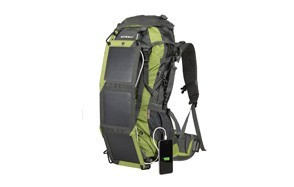 best solar powered backpack