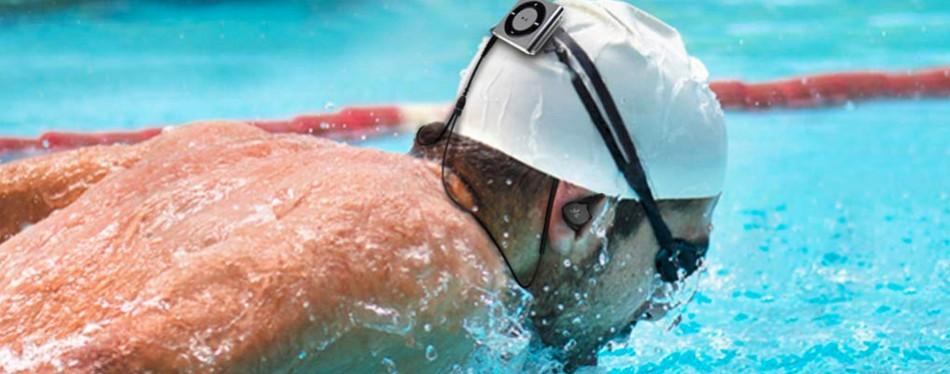 avantree tr509 secure fit waterproof earbuds for swimming