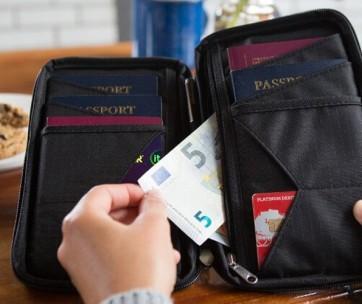best travel wallets