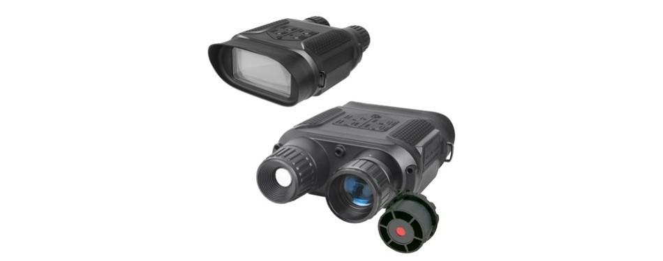 bestguarder nv800 7x31mm digital infrared night vision hunting binocular