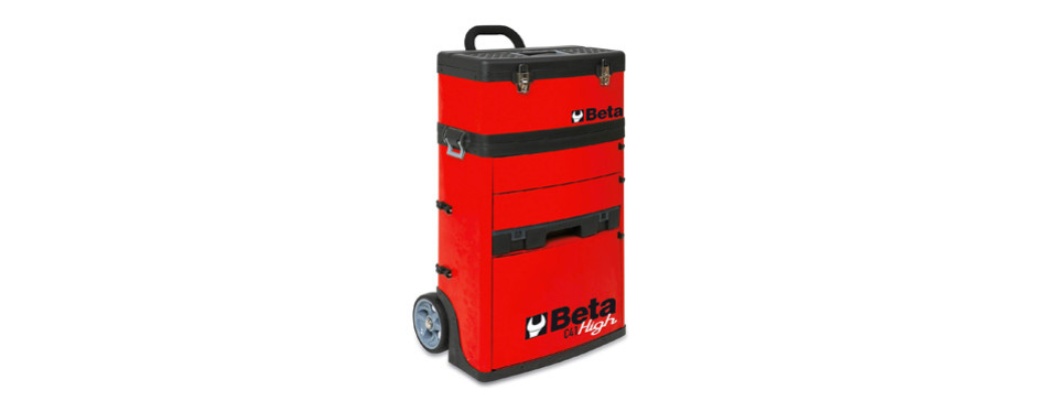 beta tools mobile tool trolley