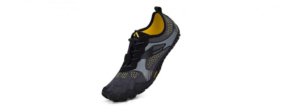 biacolum men's barefoot training running shoes