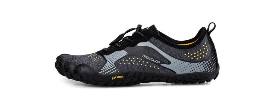 biacolum men's barefoot training running shoes