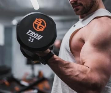 bicep exercises for men