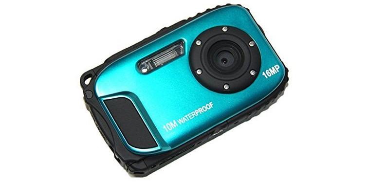 Bigaint Waterproof 2.7 Inch LCD Screen Camera
