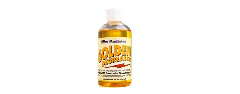 bike medicine golden degreaser