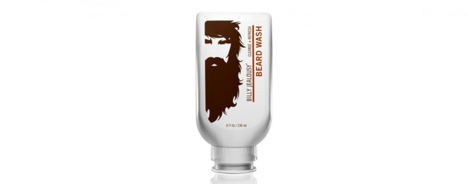 billy jealousy beard wash