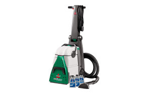 bissell big green professional upholstery cleaner