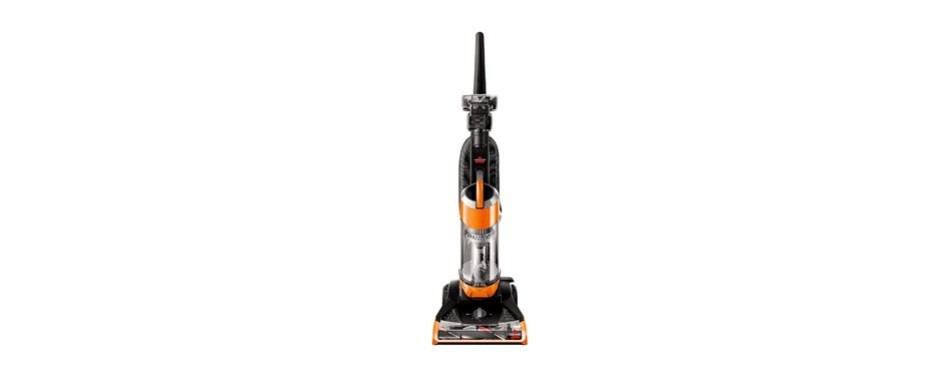 bissell cleanview bagless upright vacuum cleaner