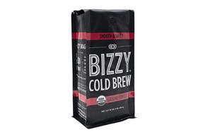 bizzy organic cold brew coffee