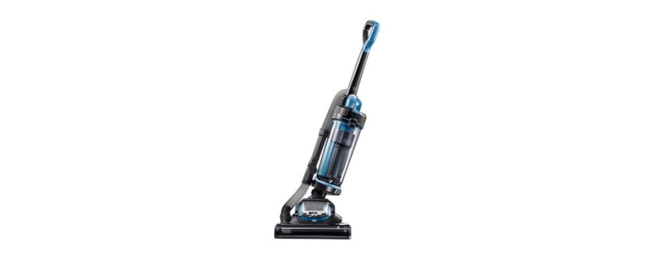 black and decker airswivel upright vacuum cleaner