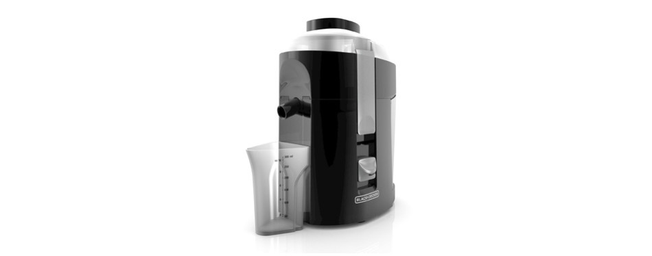 black and decker je2200b juicer