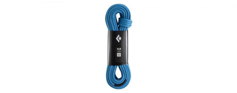 black diamond 9.9 rope
