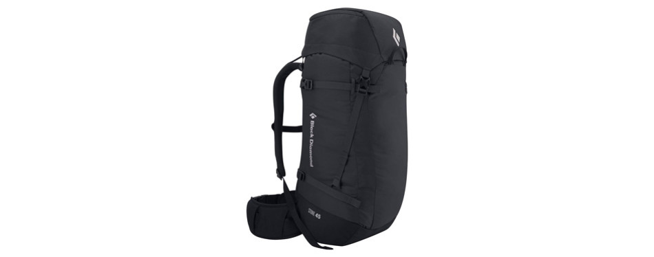 black diamond stone 45 backpack