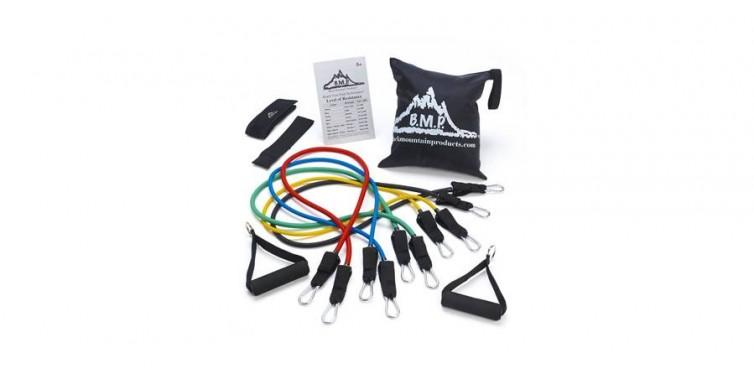 black mountain resistance band set